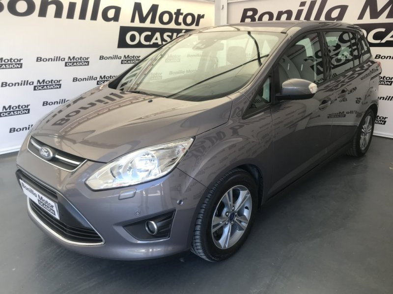Ford Grand C-Max 1.6 TDCi 115 Edition