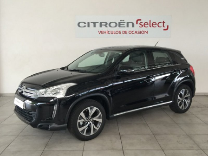 Citroen C4 Aircross HDi 115 Stop & Start 6v 2WD Feel