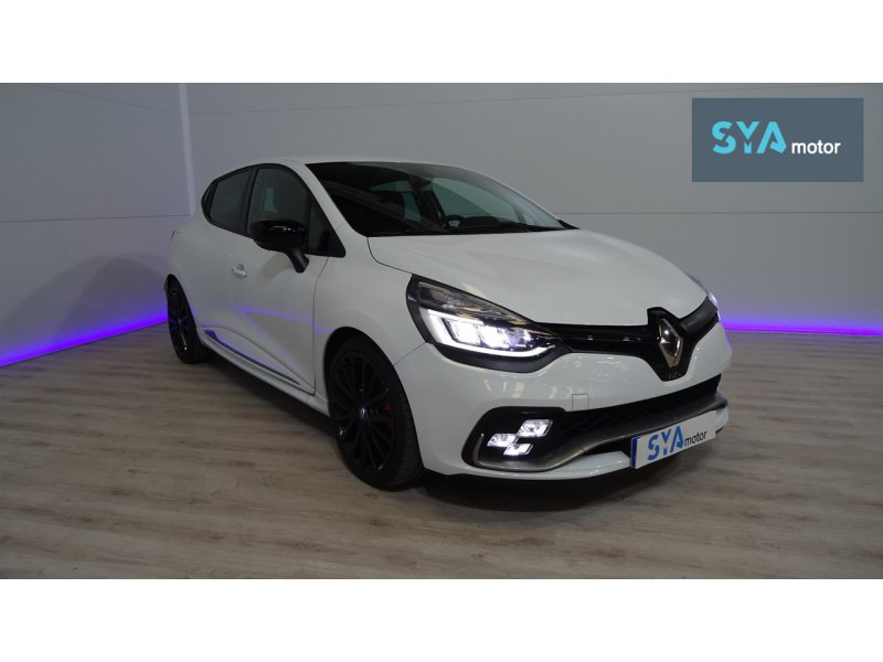 Renault Clio Energy 220 EDC RS Trophy