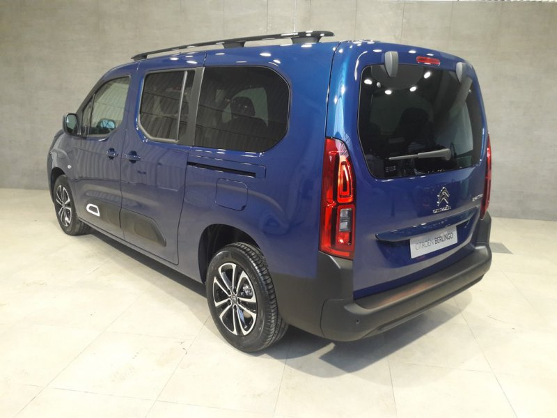 Citroen Berlingo Talla XL BlueHDi 130 S&S 6v SHINE 7 plazas. Shine