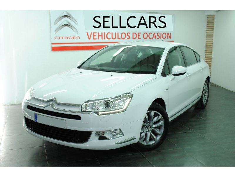 Citroen C5 2.0 HDi 160cv FAP CAS Exclusive