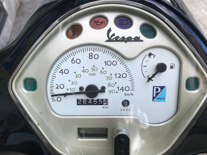 Vespa LX 125 i.e.  4 Tiempos