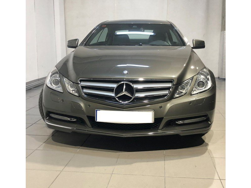 Mercedes-Benz Clase E E 220 CDI Blue Efficiency Elegance