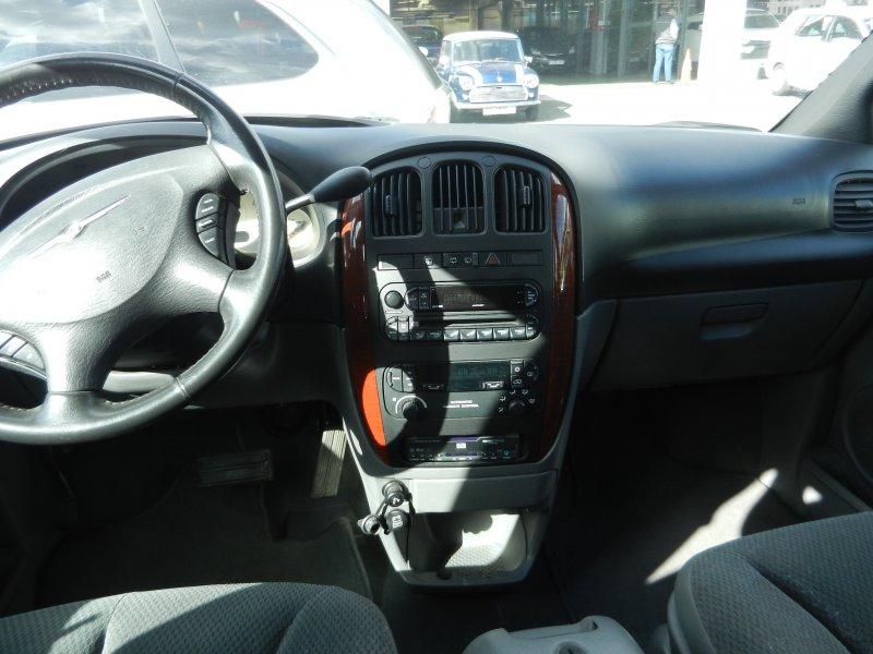 Chrysler Grand Voyager 2.8 CRD Auto SE