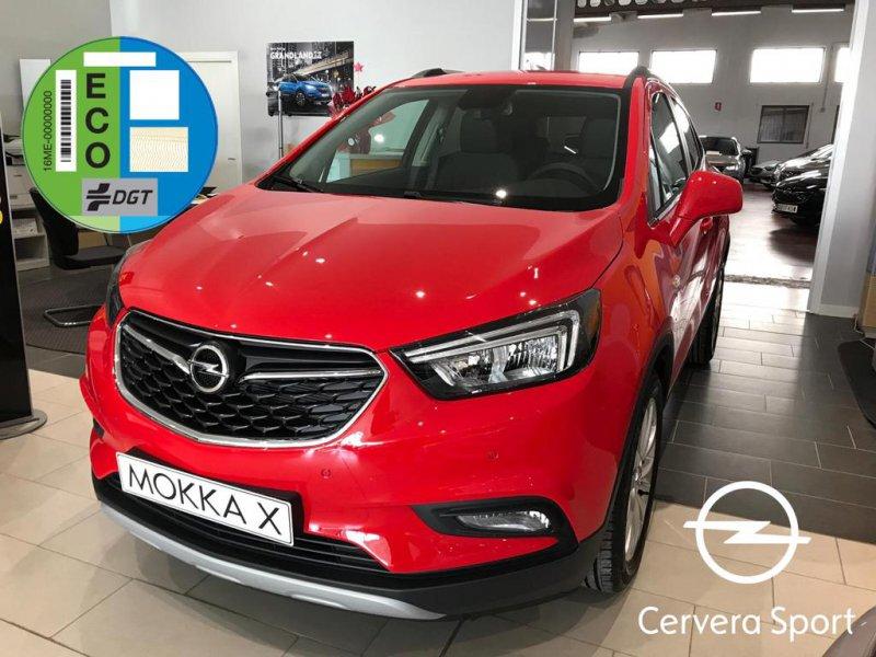 Opel Mokka X 1.4 T 103kW GLP 4X2 Design Line
