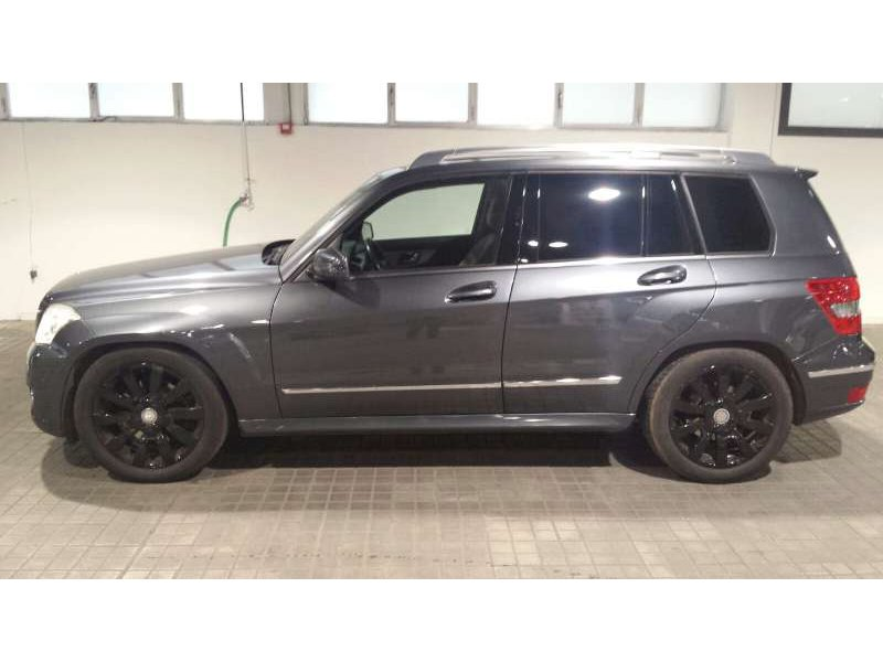 Mercedes-Benz Clase GLK GLK 250 CDI 4M Blue Efficiency -