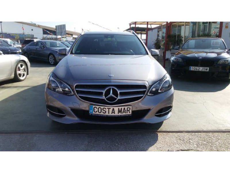 Mercedes-Benz Clase E E 250 BlueTEC Estate Avantgarde