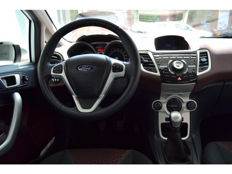 Ford Fiesta 1.6 TDCi DPF Econetic