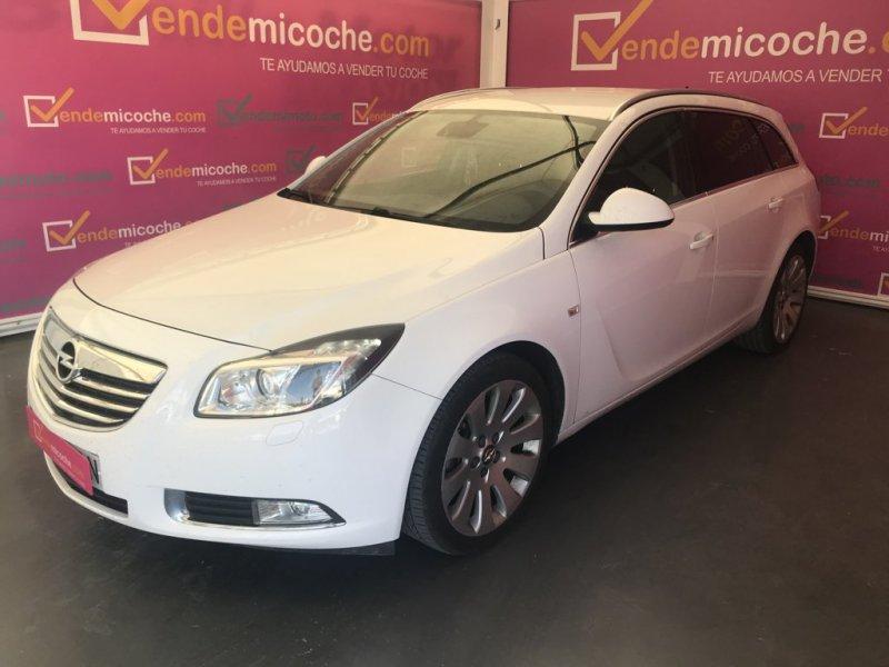 Opel Insignia Sports Tourer 2.0 CDTI 160 CV 4x4 Sport