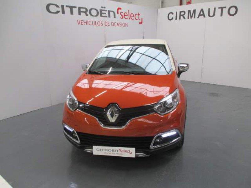 Renault Captur Energy dCi 90 EDC Euro 6 Zen