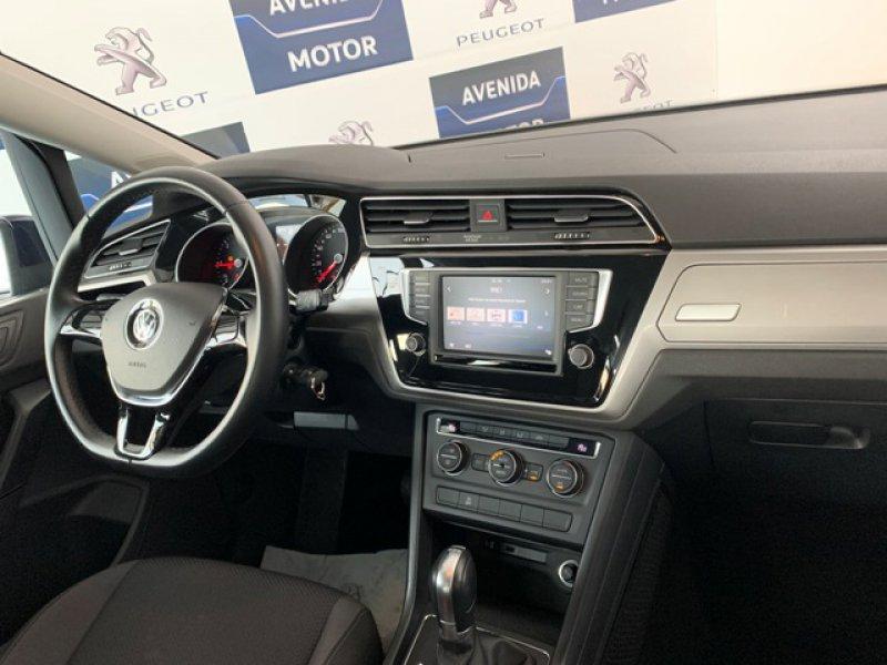 Volkswagen Touran 1.6 TDI CR 115CV BMT DSG Edition