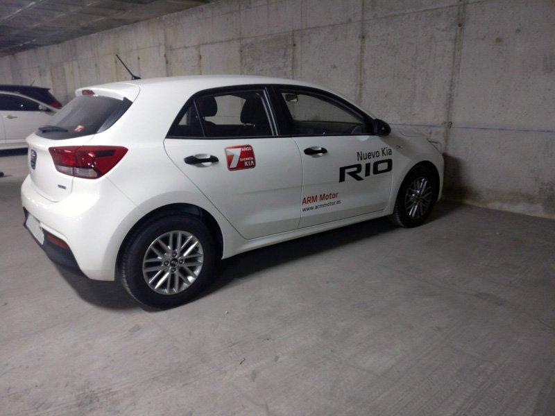 Kia Rio 1.4 CRDi WGT 90cv Concept