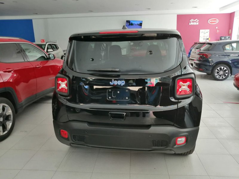 Jeep Renegade 1.0G 88kW 4x2 Change the way
