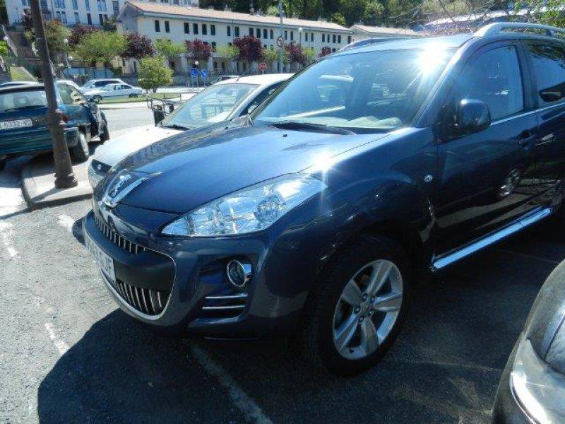 Peugeot 4007 7 Plazas 2.2 HDI 156 CV Premium