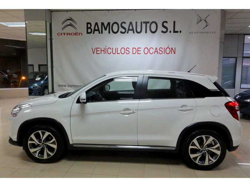 Citroen C4 Aircross 1.6 HDI 115 SEDUCTION. SEDUCTION