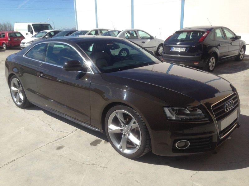 Audi A5 2.7 TDI multitronic -