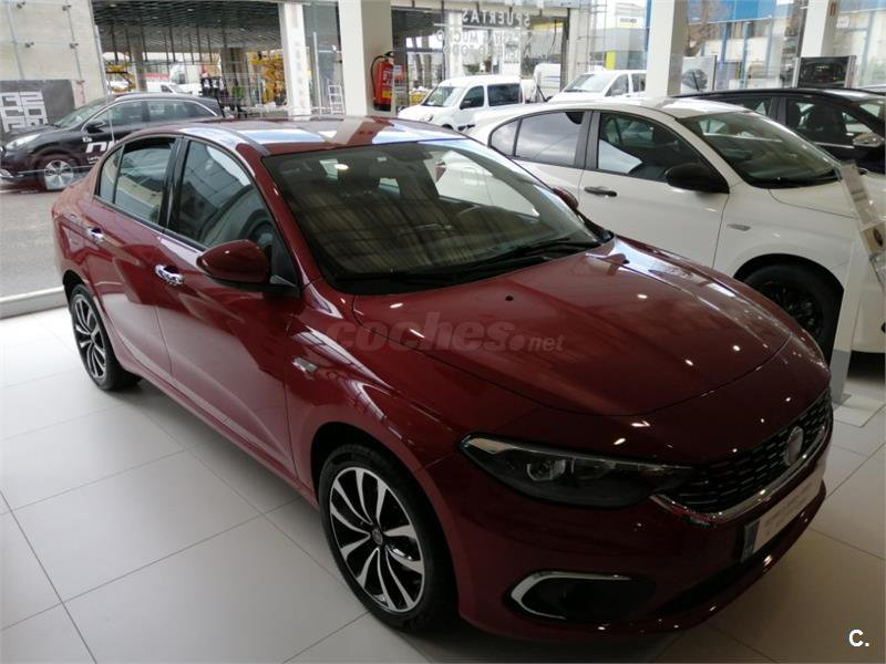 Fiat Tipo Sedán 1.4 70kW (95CV) Lounge