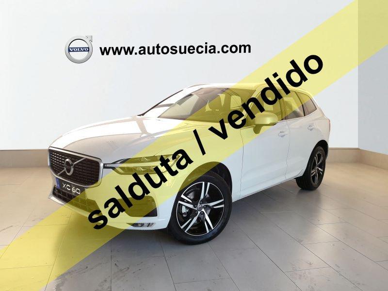 Volvo XC60 2.0 D3 R-design Manual R-Design