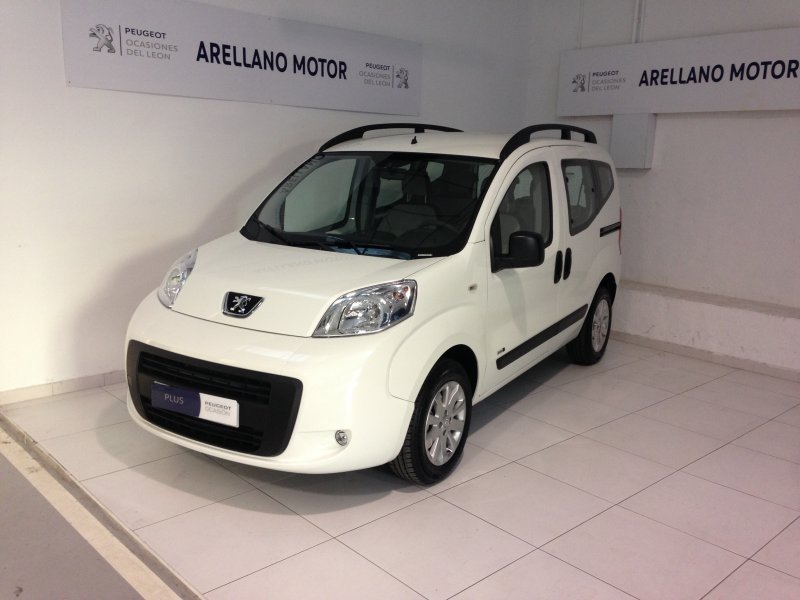 Peugeot Bipper Tepee 1.3 HDi 59KW (80CV) Style