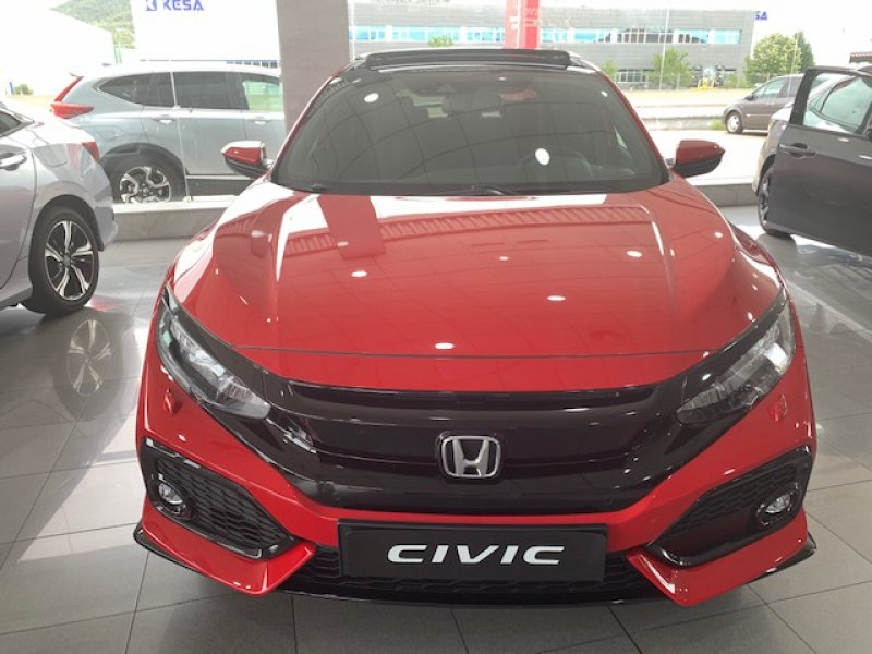 Honda Civic 1.5 I-VTEC TURBO CVT SPORT PLUS Sport Plus