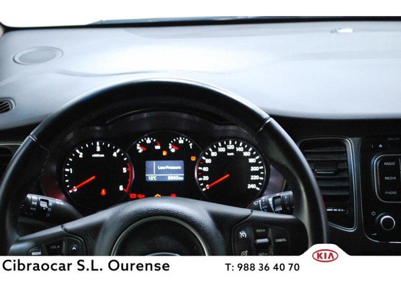Kia Carens 1.7 CRDi VGT 85kW Eco-Dynamics 7 PLAZAS Concept