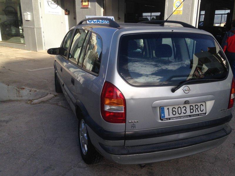 Opel Zafira 2.0 Dti 16v Comfort COMFORT
