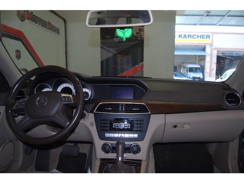 Mercedes-Benz Clase C C 250 CDI Blue Efficiency Avantgarde