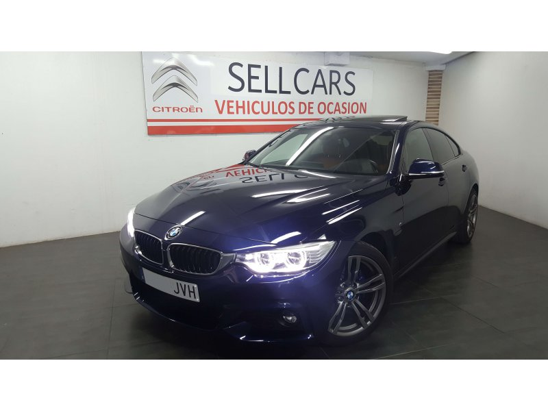 BMW Serie 4 440i Gran Coupe -