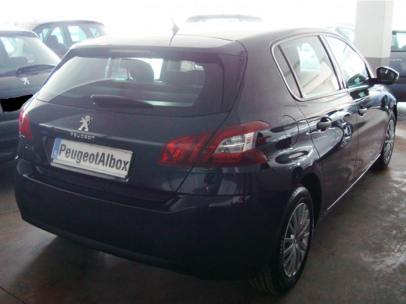 Peugeot 308 Nuevo 308 1.6 HDi 92 FAP Access