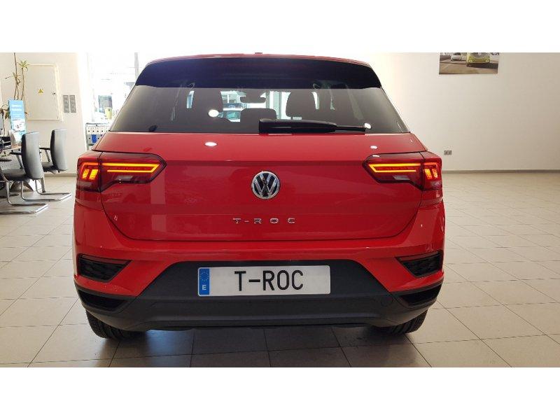 Volkswagen T-Roc 1.0 TSI 85kW (115CV) Edition