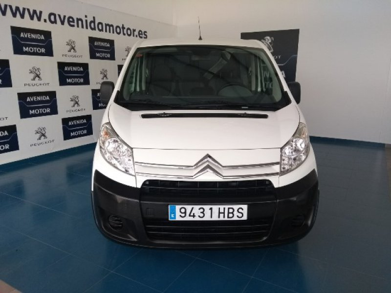 Citroen Jumpy 2.0 HDi 120 Atlante