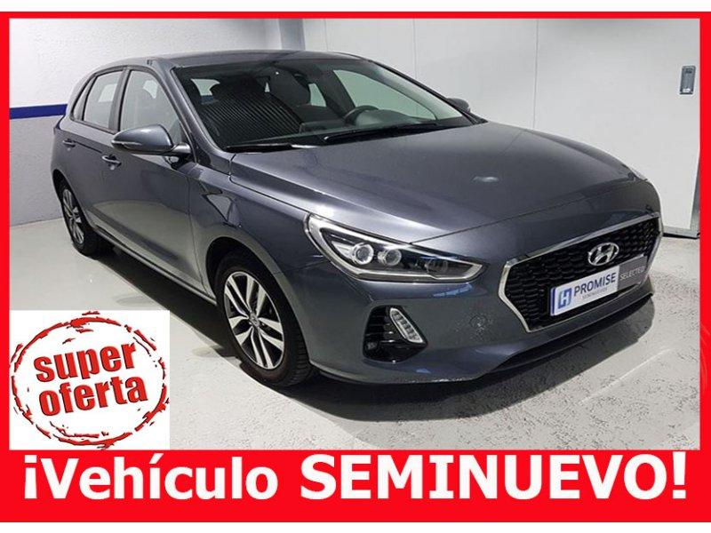 Hyundai I30 NUEVO MODELO 1.6 CRDi 110CV Tecno