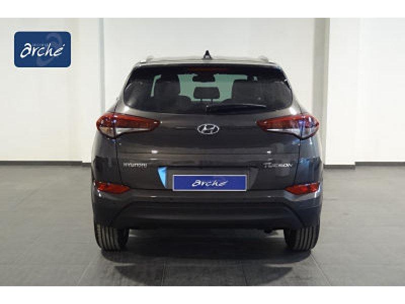 Hyundai Tucson 1.7 CRDi BlueDrive 4x2 Tecno