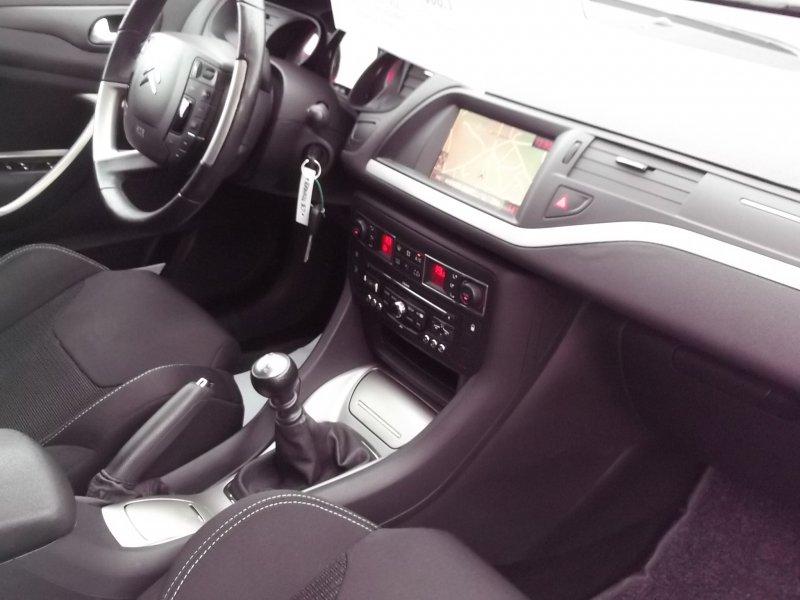 Citroen C5 2.0 HDi 160cv FAP Tourer Millenium
