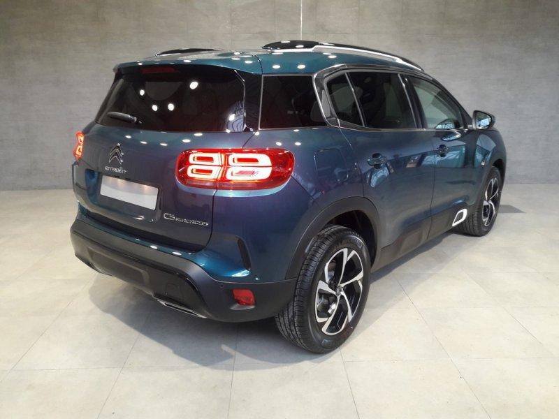 Citroen C5 Aircross BlueHdi 132kW (180CV) S&S EAT8 Feel