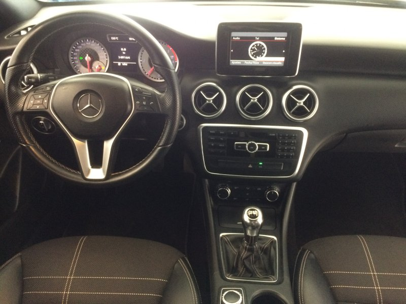 Mercedes-Benz Clase A A 180 CDI BlueEFFICIENCY Style