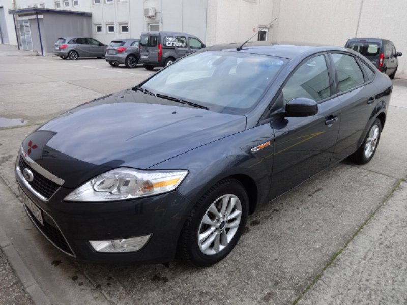 Ford Mondeo 2.0 TDCi 140 Powershift Trend X