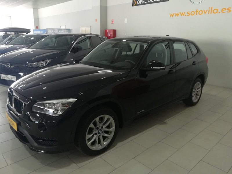 BMW X1 2.0 142CV sDrive20d EfficientDynamics Edition