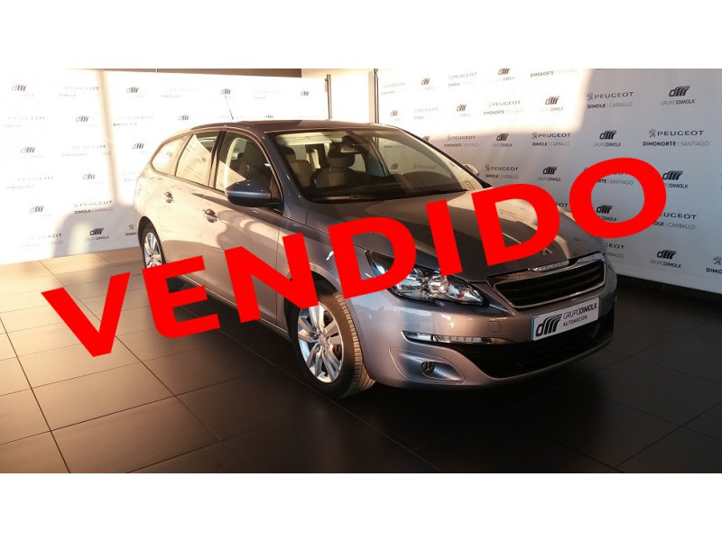 Peugeot 308 SW 1.6 e-HDI 115 Active