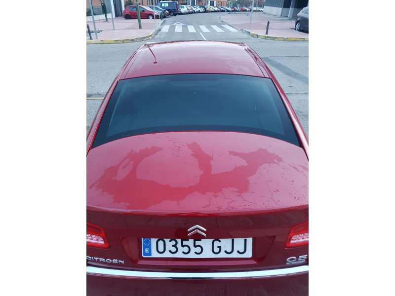 Citroen C5 2.0 HDi FAP Exclusive