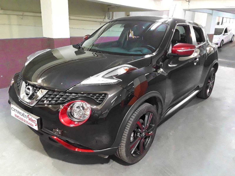 Nissan Juke 1.2 DAR SOUND EDITION