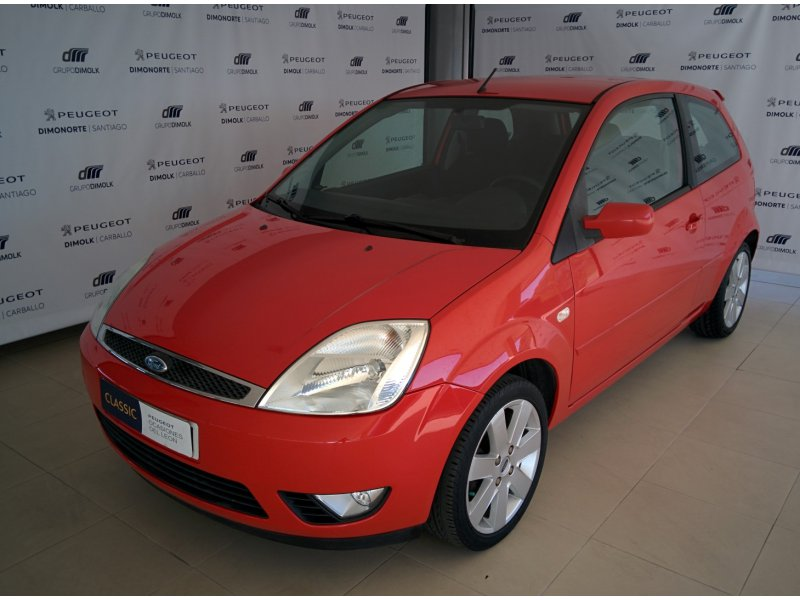 Ford Fiesta 1.4 Coupé Trend