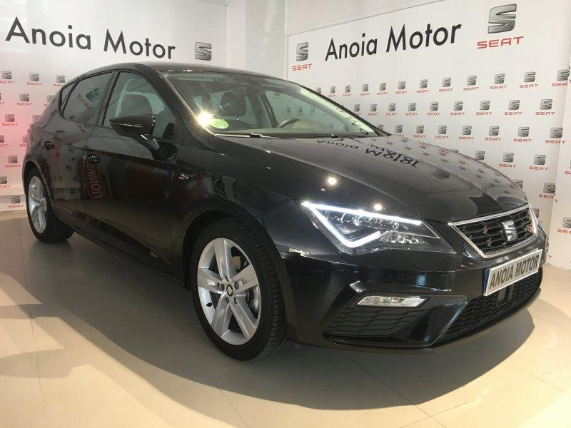 SEAT Nuevo León 1.5 TSI 150cv ACT St&Sp FR Plus
