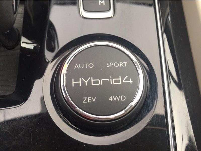 Peugeot 508 2.0 HDi HYbrid4 200cv Féline
