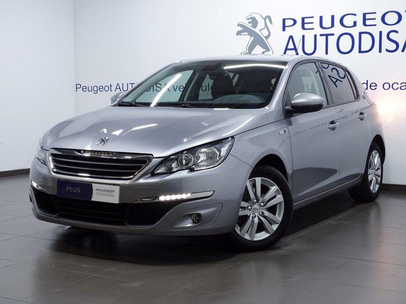 Peugeot 308 5p 1.6 BlueHDi 88KW (120CV) EAT6 Style
