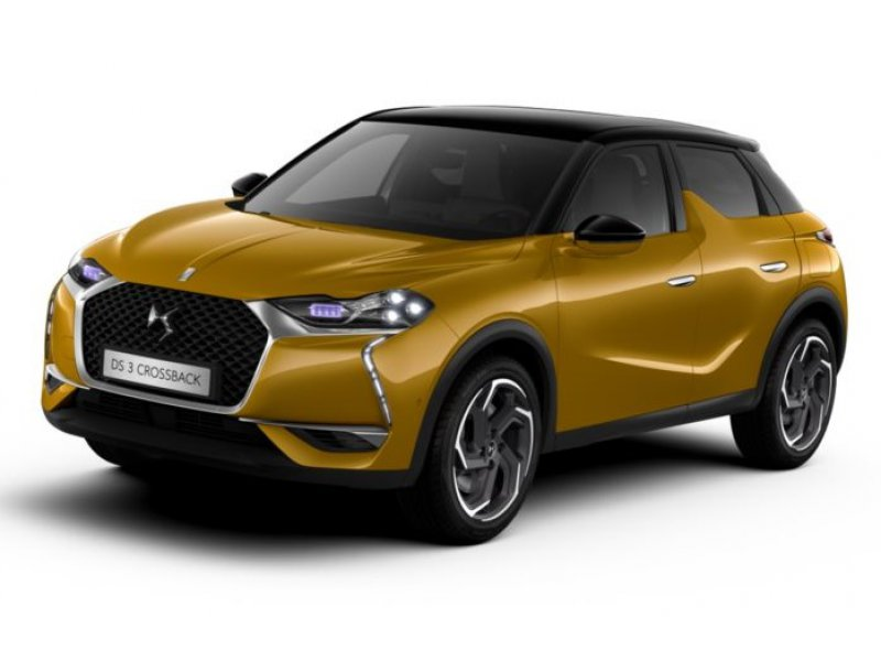 DS DS 3 Crossback PureTech 96 kW Automático BE CHIC Be Chic