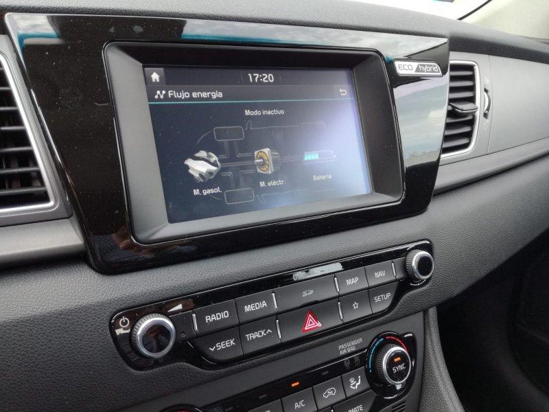 Kia Niro 1.6 GDi Híbrido 104kW (141CV) Drive