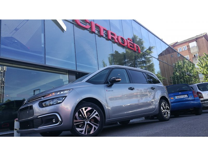 Citroen Grand C4 Spacetourer BlueHDi 96KW (130CV) S&S Rip Curl
