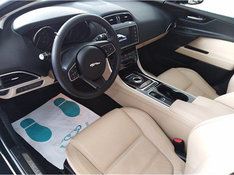 Jaguar XE 2.0 AJ200D Diesel Auto RWD XE Prestige