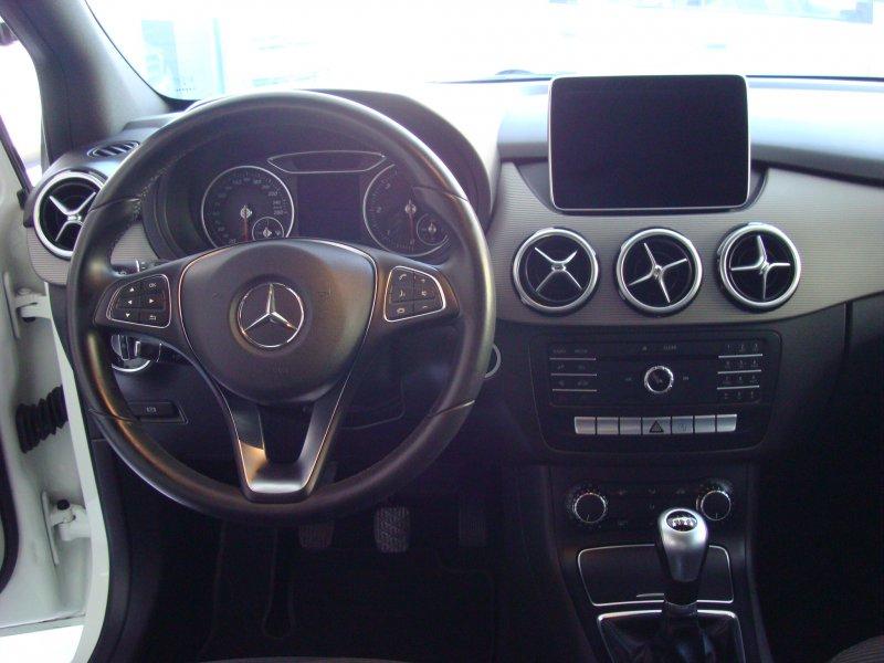 Mercedes-Benz Clase B B 180 CDI 110cv -